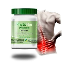 PHYTONER - Tension nuque et dos - Perfect health Solutions