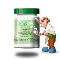 PHYTORL - Nez, gorge, oreilles encombrés - Perfect health Solutions