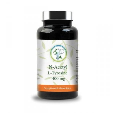 N-Acetyl L-Tyrosine 400 mg- planticinal