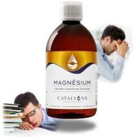 MAGNÉSIUM - 500ml - Os, dents, foie - Catalyons
