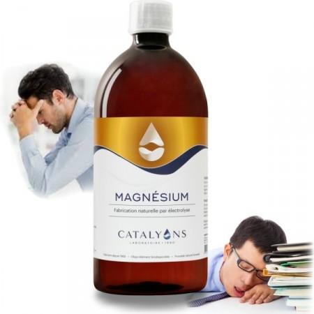 MAGNÉSIUM - 1L - Os, dents, foie - Catalyons