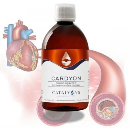 CARDYON - Hypertention Cholestérol - Catalyons