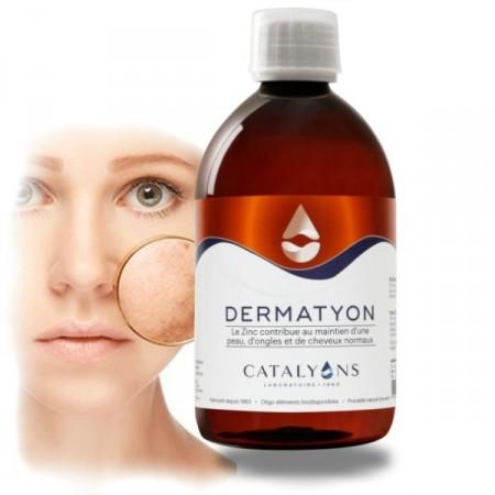 DERMATYON - 500ml - Tissus conjonctifs - Catalyons