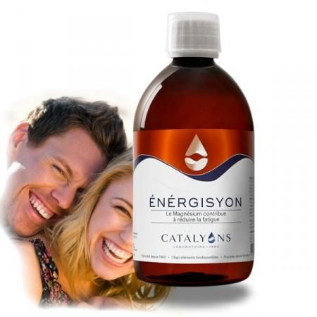 ENERGISYON - Fatigues et infections - Catalyons
