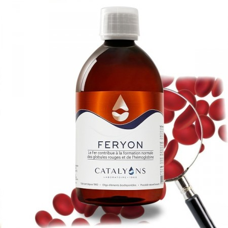 FERYON - 500ml - Anémie - Inflammation -Catalyons