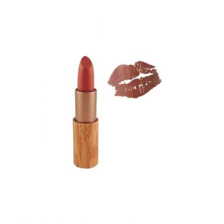 ZAO Rouge 467 à lèvres mat nude hâlé