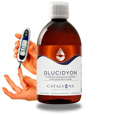 GLUCIDYON - 500ml - Catalyons