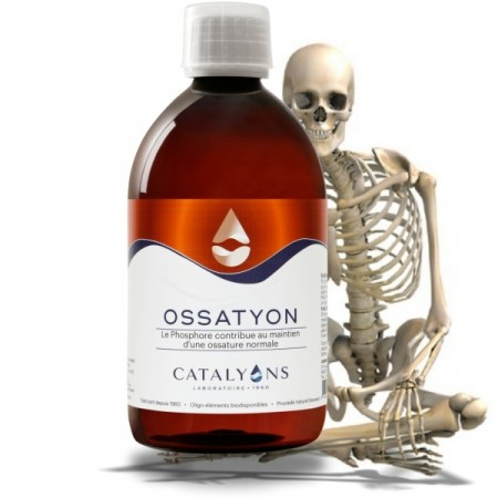 OSSATYON - 500ml - constitution osseuse - Catalyons