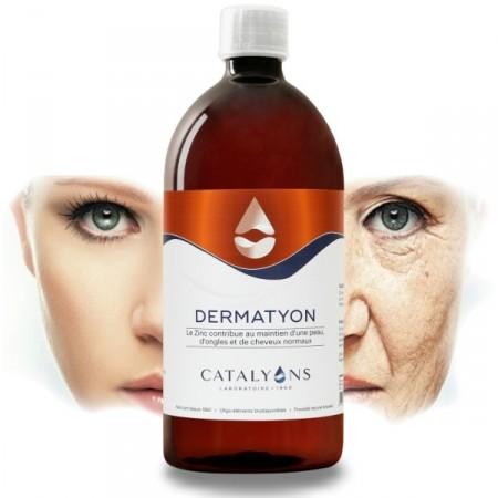 DERMATYON - 1Litre - Tissus conjonctifs - Catalyons