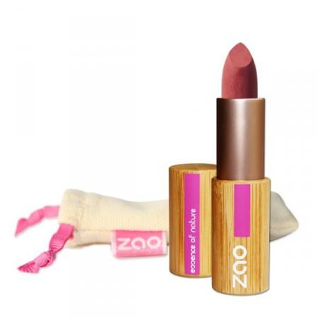 ZAO Rouge à lèvres mat 469 Rose nude