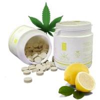 Pot Pastilles 120 Citron et vitamine C - 10% CBD BioActif