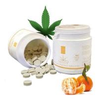 Pot Pastilles Mandarine 150 - 5% CBD BioActif