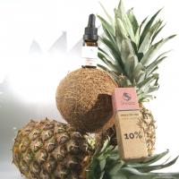 Huile de CBD 10% arôme naturel de coco ananas - SIVAÏA