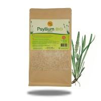 Psyllium bio - Ispaghul - Digestion intestin - 300 g Nature et Partage