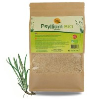 PSYLLIUM Bio 1kg - Ispaghul - Digestion intestin - Nature et Partage