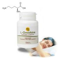 L-ORNITHINE - 120 comprimés Sommeil et apaisement - Nature et Partage