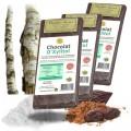 CHOCOLAT au XYLITOL 3 x 100g. Sans saccharose - régime - Nature et Partage