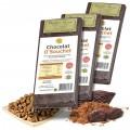 CHOCOLAT au SOUCHET 3 x 100g - Reminéralisation - Nature et Partage