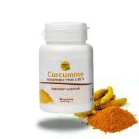 CURCUMINE 95% - 60 comp - Articulations - Nature et partage