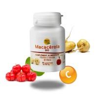 MACACÉROLA Bio - 60 comp- Libido et tonus - Nature et Partage