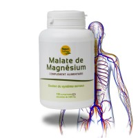 MALATE de MAGNÉSIUM - Système nerveux - Fibromyalgie - Nature et Partage