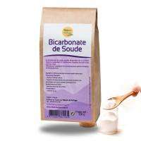 BICARBONATE de soude - 500g - digestion et hygiène - Nature et Partage