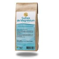 SEL D'EPSOM - sulfate de Magnésium- 500g - Nature et Partage