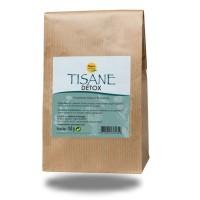 TISANE DETOX - Sphère digestive et hépatique - 150g - Nature et Partage