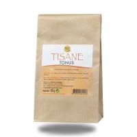 TISANE TONUS - Énergie et vitalité - 150g - Nature et Partage