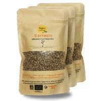 Graines - SARRASIN à germer - 3 X 150g - Nature et Partage