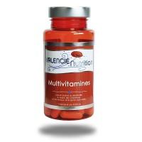 MULTIVITAMINES MINERAUX - Lithothamne et Quinoa - Valencie Nutrition