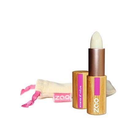 ZAO Baume lèvres Stick 481 Transparent