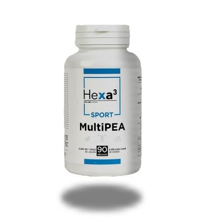 MultiPEA - Palmi toyl éthanol- amide Hexa3 - Hexacube