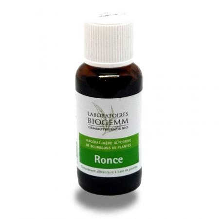 RONCE Améliore les insuffisances respiratoires Biogemm