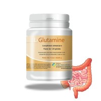 L-GLUTAMINE - 120 gélules - porosité intestinale - Perfect Health Solutions