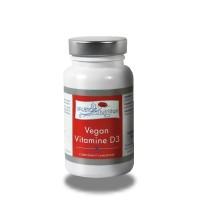VITAMINE D3 Végan 60 gél. immunité - Valencie Nutrition