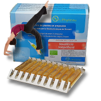 Modifier : SOUPLESSE - OxyPhyteau - Articulations Inflammations - Boîte de 40 amp.
