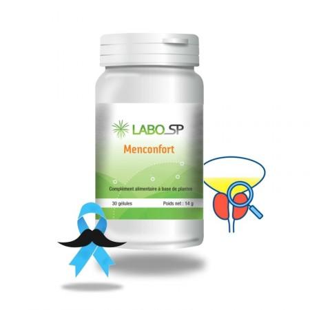 MENCONFORT- laboSP Pour une prostate normale