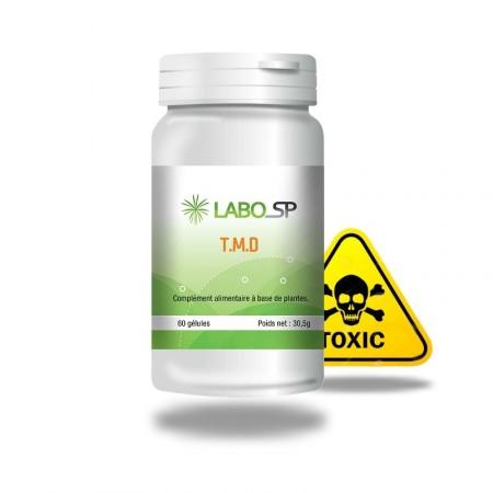 TMD Toxic Metal Detox - laboSP éliminer les métaux lourds