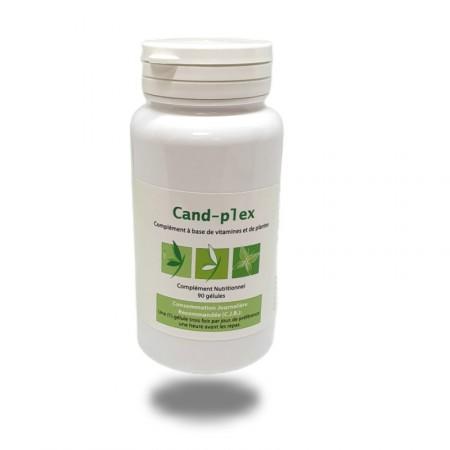 CAND-PLEX + Candidose Chronique - Effiplex Dr. Schmitz