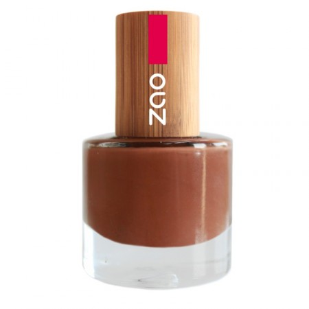 ZAO Noisette 646 VERNIS A ONGLES NATUREL