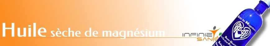 Huiles sèches magnésium