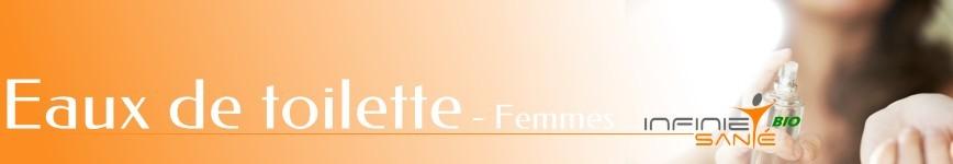 Eaux de toilette femme