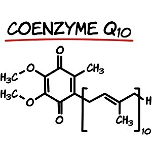 COQ10 - coenzyme Q10