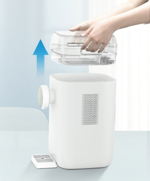dahlert purificateur d'eau carbel