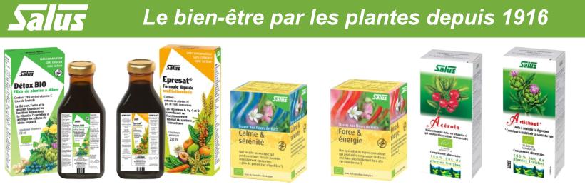 salus plantes médicinales