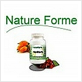 nature forme des compélments alimentaires fortement titrès en actifs de plantes