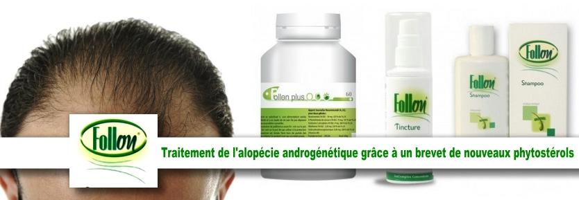 follon alopécie chute des cheveux