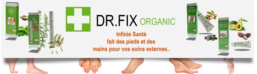 gamme organic dr Fix