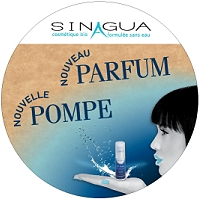 Sinagua, crèmes sans eau